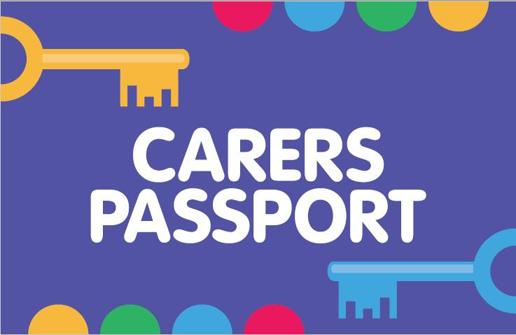 carers passport logo