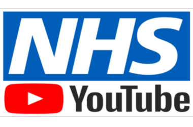 nhs & youtube logo