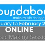 soundabout music making logo