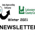 oadby, wigston and blaby newsletter logo