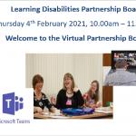 partnership board presentation - 4.02.21