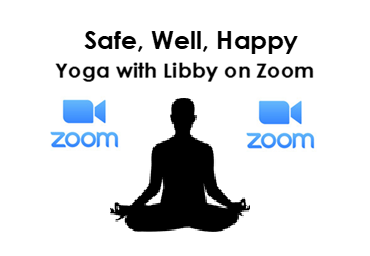 safe well happy yoga with libby logo