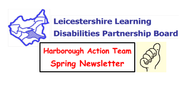 Harborough Action Team Spring Newsletter 2021